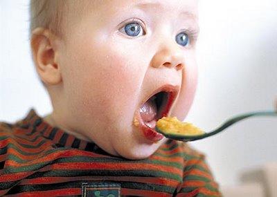 La alimentación saludable es fundamental para el correcto desarrollo del bebé y del niño. Está muy correlacionada con el desarrollo emocional .