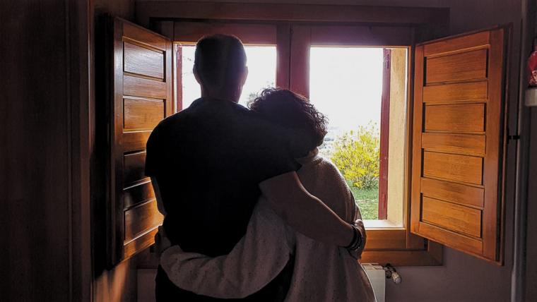 La convivencia en pareja en esta situación de cuarentena debido al COVID-19 puede se difícil